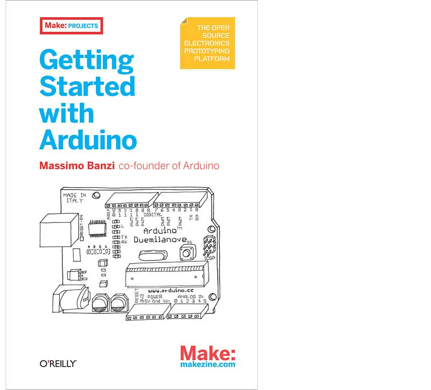 Ардуино книга – Getting Started with Arduino