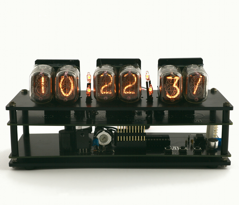 Комплект Nixie Clock - сглобен